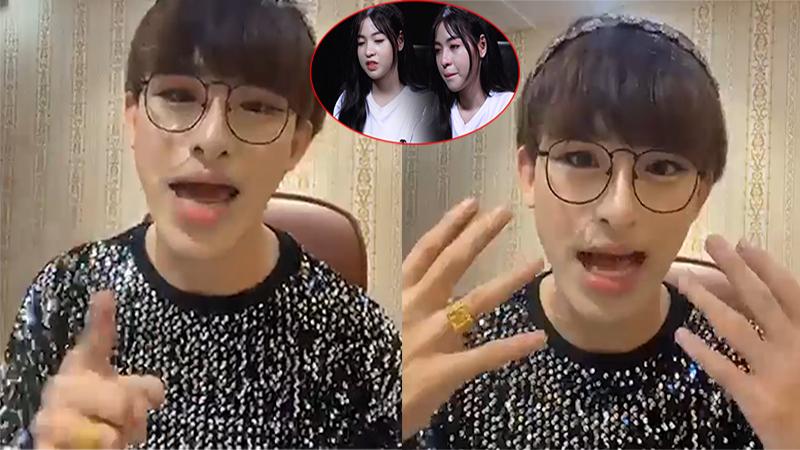 Trần Đức Bo can ngăn bạn bè tìm đánh Thanh Tâm, yêu cầu hot girl 'bắp cần bơ' trực tiếp xin lỗi mới xem xét bỏ qua