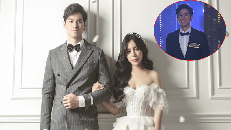 Hoá ra chàng trai Thái Lan khiến ban cố vấn 'Người ấy là ai' tập 1 mùa 3 'xốn xang' là chồng sắp cưới của Trang Anna