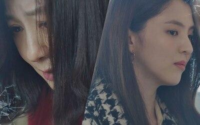 'Thế giới hôn nhân' tập 13: Sun Woo quỳ gối trước mặt tiểu tam vì con trai ăn cắp vặt, đánh bạn
