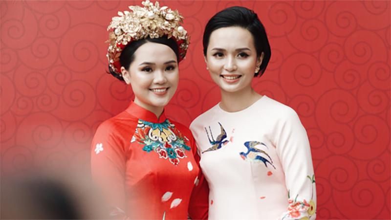 Chị Quỳnh Anh lên tiếng trước tin đồn Duy Mạnh 'đi đường quyền' với em gái