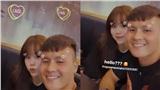 Hậu công khai tình cảm, Huỳnh Anh đăng ảnh với Quang Hải trên 'mọi mặt trận'