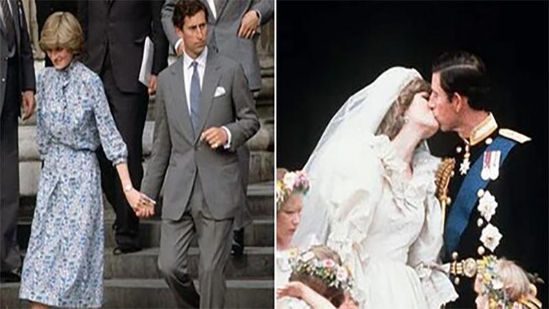 Bức thư trước ngày cưới hé lộ điều bất ngờ về mối quan hệ giữa Thái tử Charles và Công nương Diana
