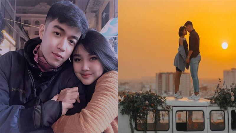 Ngưỡng mộ chuyện tình gần 10 năm với crush thời đi học của trai đẹp thường xuyên xuất hiện trong parody của BB Trần