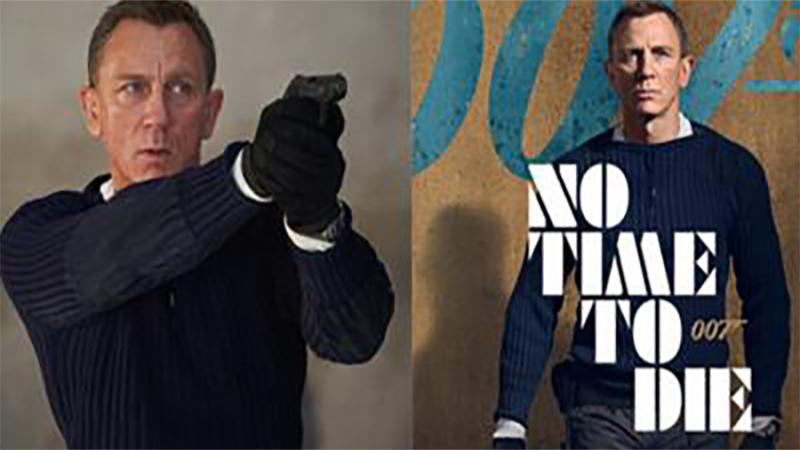 Bom tấn 'No Time To Die' lộ kịch bản, fan tinh ý đoán ngay ra cái kết dành cho 'James Bond' Daniel Craig