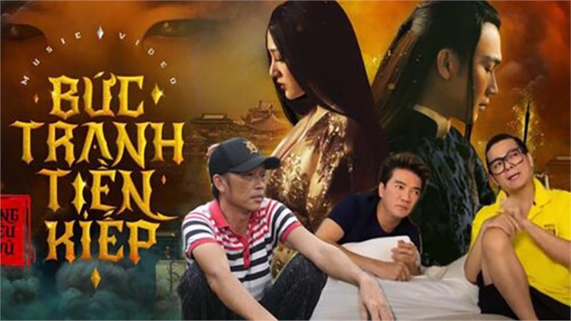 Đàm Vĩnh Hưng, Vũ Hà bất đồng quan điểm của Dương Triệu Vũ, tiết lộ nghi vấn tình yêu đam mỹ