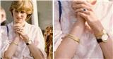 Vì sao Công nương Diana đeo hai chiếc đồng hồ trên cùng một tay?