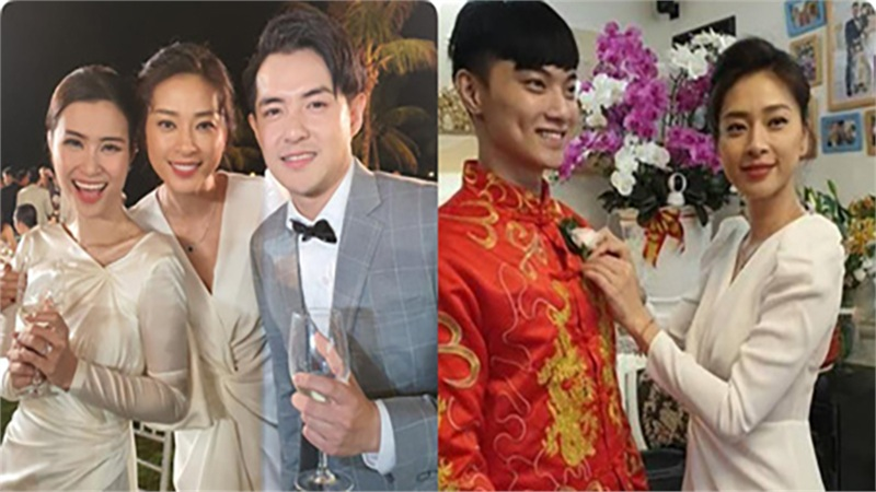 Tiết kiệm như Ngô Thanh Vân: Chỉ một bộ đầm trắng mà 'đả nữ' diện từ ngày cưới em trai đến đám cưới thế kỷ của Đông Nhi