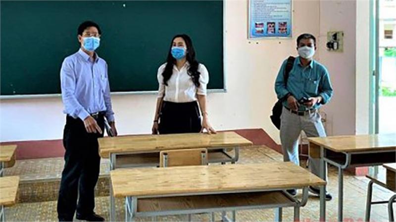 Đắk Lắk chuẩn bị các phương án thi tốt nghiệp THPT trong điều kiện dịch bệnh