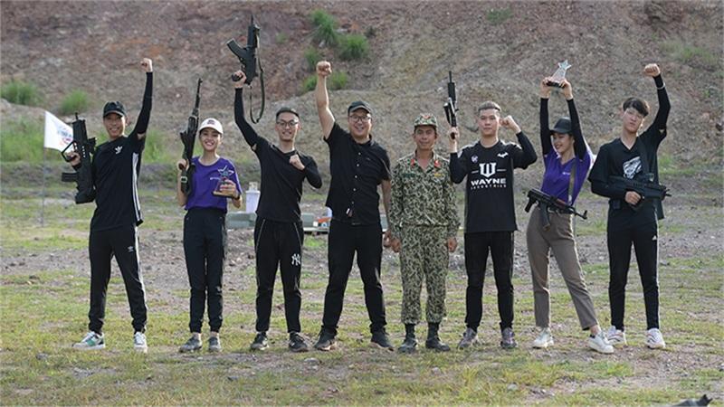 Xạ thủ đua tài tập 6: Quang QNT 'sấp mặt' với phần thi thể lực, Linh Nhím bị 'nghiệp quật' vì 'cà khịa' Rambo