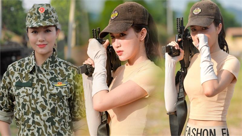 MC Hà Vũ - 'Bông hồng gai' của đội Pew Pew, bên ngoài mỏng manh bên trong đậm tố chất xạ thủ