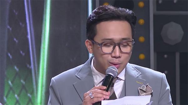 Trấn Thành tiếp tục bị chê 'làm lố' tại 'Rap Việt'