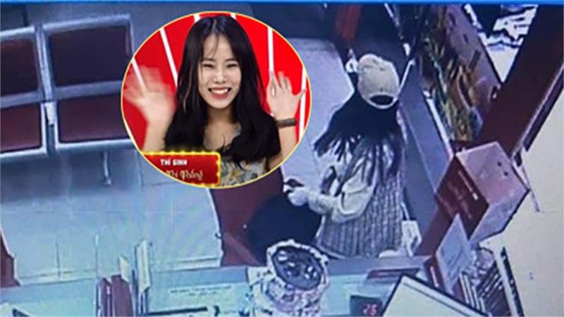 Kế hoạch cướp ngân hàng của cô gái 24 tuổi từng tham gia nhiều gameshow truyền hình