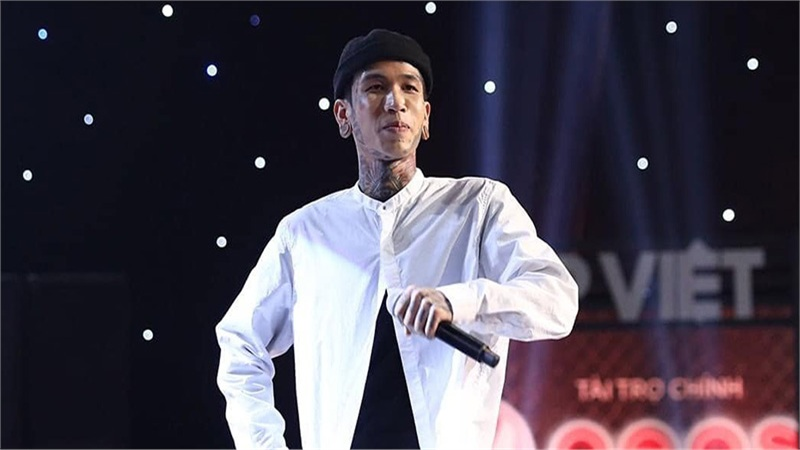 Quá khứ cơ cực của Dế Choắt - Thí sinh đầu tiên vào chung kết Rap Việt