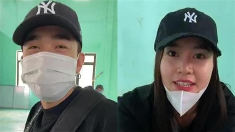 Dân mạng 'soi' Lan Ngọc và Chi Dân diện đồ đôi trong chuyến tình nguyện ở miền Trung