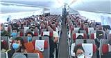 Gần 300 người Việt Nam từ Nga về nước