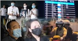 Toàn cảnh sân bay đưa linh cữu nghệ sĩ Chí Tài về Mỹ: Việt Hương tiều tụy ra về, Hoài Linh ở lại đến đêm