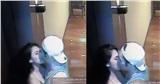 Clip Á hậu Phillipines ôm hôn một người đàn ông trước thời điểm tử vong