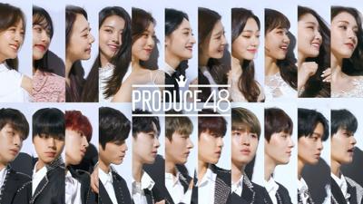 'Produce 48' nhá hàng teaser với dàn trai xinh gái đẹp I.O.I và Wanna One