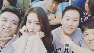 Rò rỉ hình ảnh Soobin Hoàng Sơn quay MV với Jiyeon