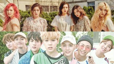 Tháng 7 quá nhiều tên tuổi đình đám, BTS và Red Velvet quyết định comeback tháng 8 để 'tránh bão'?