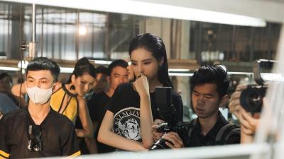 Kỳ Duyên nói gì khi bị chỉ trích về gương mặt 'sát khí nặng' tại Siêu Mẫu Việt Nam 2018?
