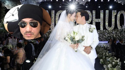 Anh trai Trường Giang mượn hình ảnh lễ cưới để nhắn nhủ em trai và em dâu một điều