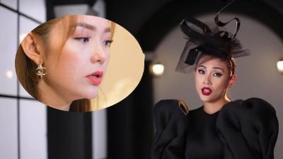 Dặn thí sinh 'về nhà đừng livestream khóc', phải chăng Võ Hoàng Yến đang nhắc khéo scandal cũ của Minh Hằng?