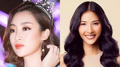 Hoa hậu Đỗ Mỹ Linh, Á hậu Hoàng Thùy xem livestream ủng hộ Phương Nga