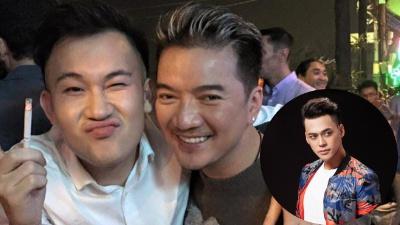 Dương Triệu Vũ viết status, tag Đàm Vĩnh Hưng, chỉ thẳng mặt Phan Ngọc Luân làm trò 'câu view'