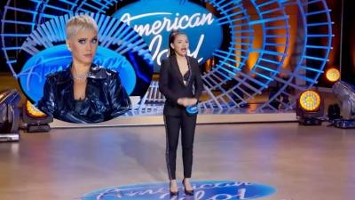 American Idol: Thí sinh Việt vào vòng tiếp theo, nhưng đáng chú ý là biểu cảm 'không thể tin được' của Katy Perry