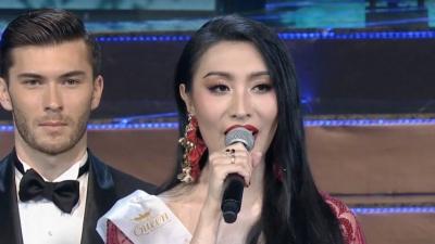 Miss International Queen 2019: Hoa hậu Trung Quốc 'mượn' ý tưởng trả lời ứng xử từ H'Hen Niê?