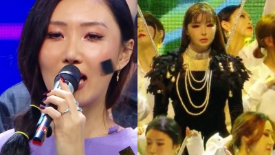 Park Bom mang 'Spring' khuấy động sân khấu, hứa hẹn đối đầu ác liệt với Hwasa trong tuần sau