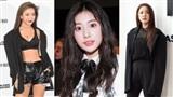 Dàn sao Hàn dự Seoul Fashion Week: Luna f(x) gây sốc khi mặc áo ngực, nữ idol tân binh 'dọa ma' fan