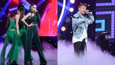 Hương Giang lần đầu mang hit triệu view lên sân khấu, Sơn Tùng M-TP khiến khán giả đứng ngồi không yên