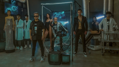 Rapper BinZ sẽ xuất hiện trên sàn diễn thời trang