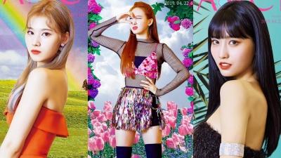 Điểm lại teaser cá nhân của 9 thành viên TWICE, fan có nhận ra các cô gái đang ngày càng mặc 'ít vải'?
