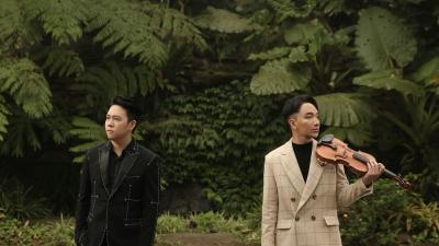 Hoàng Rob và Lê Hiếu đưa núi rừng Việt Nam hùng vĩ vào MV 'Thế là thôi'