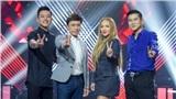 'The Voice 2019' vòng Đối đầu: Lên sân khấu là 'kẻ thù', ở hậu trường Thanh Hà và Tuấn Ngọc lại tình tứ bất ngờ