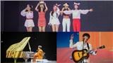 Lou Hoàng mặc áo tù nhân hát ballad, Red Velvet diễn liền tù tì 3 siêu hit, hứa đưa concert về Việt Nam