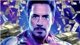 Cát-xê của dàn sao Marvel: Chris Evans, Chris Hemsworth và Scarlett Johansson cộng lại cũng chỉ bằng 1 nửa của tài tử Iron Man