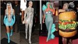 Tiệc hậu Met Gala: Kim Kardashian, Kylie Jenner 'chặt đẹp' dàn mỹ nhân đình đám, Katy Perry quyết tâm làm hamburger di động