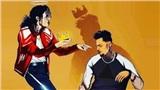 Chris Brown tự nhận là 'truyền nhân' nhận vương miện từ Michael Jackson, cộng đồng mạng 'dậy sóng'