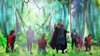 Danh ca Ngọc Sơn hóa thân thành siêu anh hùng Avengers trong MV mới