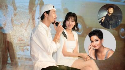 Đen tung sản phẩm song ca cùng Min, phần lời nhắc đến Sơn Tùng và Hoa hậu H'Hen Niê