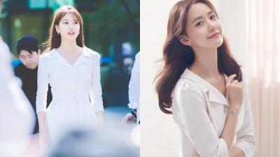 Khi nhan sắc huyền thoại trong giới idol 'mặc chung đồ': Suzy đầy đặn quyến rũ, Yoona thanh thoát mảnh mai