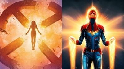 'Phận con ghẻ' vẫn đeo bám Dark Phoenix dù đã 'chuyển nhà': Phải xóa kết phim vì đụng hàng Captain Marvel