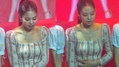 Jennie ôm bụng đau đớn nhưng vẫn bị gọi là 'lười', Lisa, Jisoo bị coi thường ở Philippines