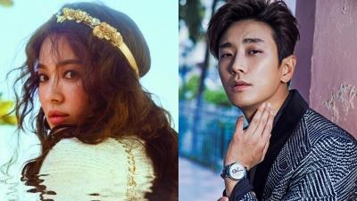 Muốn đóng phim cùng 'Thái tử' Joo Ji Hoon, có môt 'núi' khó khăn Song Hye Kyo cần vượt qua