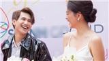 Phạm Quỳnh Anh hát lại hit cũ 'Nợ ai đó cả thế giới', sánh vai bên trai trẻ 'HongKong 1'