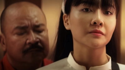 Tường Linh bị Hoàng Sơn sàm sỡ trong phim ngắn về đề tài ấu dâm của Xuân Nghị